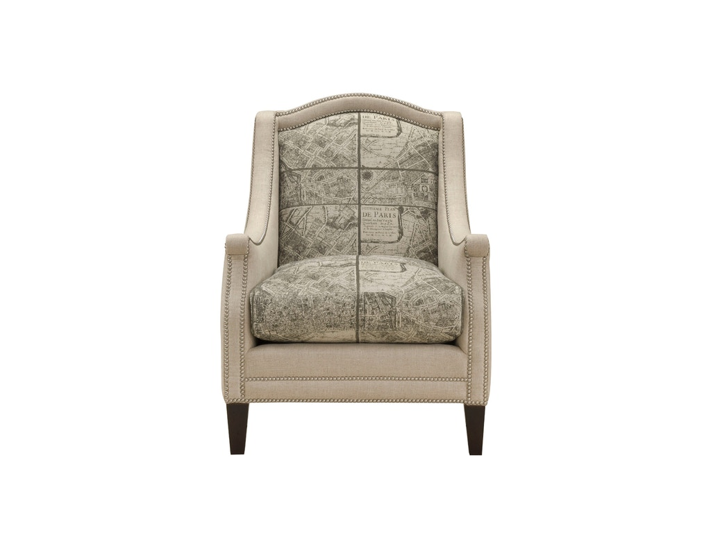 Marlo Furniture Living Room Southern Furniture Living Room Marlo Chair 4430 Hickory