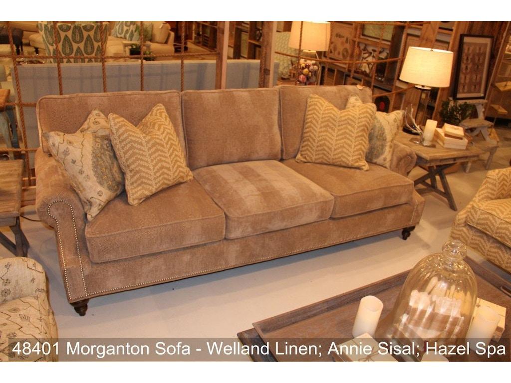 Southern furniture living room morganton sofa 48401 hickory furniture mart hickory nc for Southern living room furniture