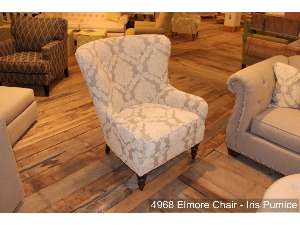 Elmore chair wes4968 for Walter e smithe living room