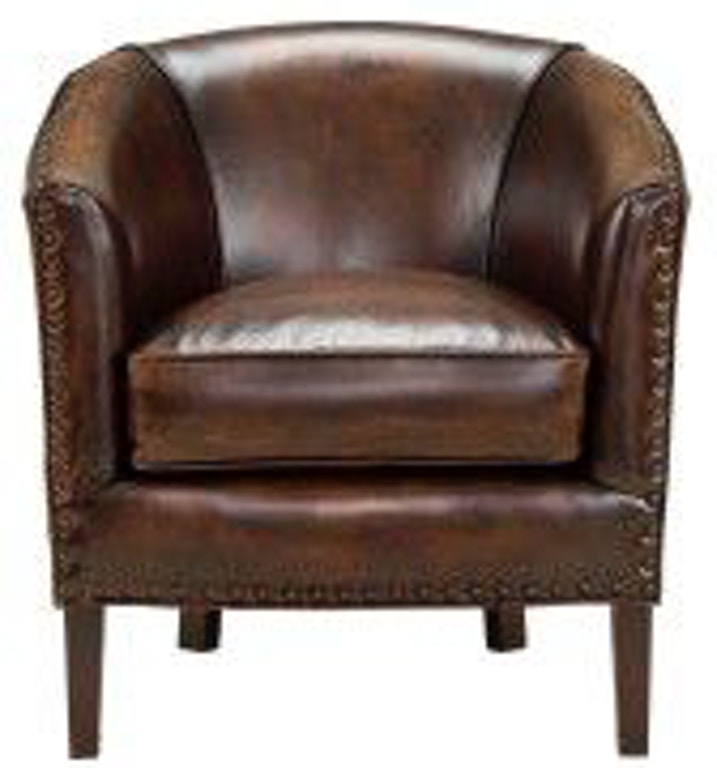 Southern Furniture Living Room Burke Chair 49943 Hickory Furniture