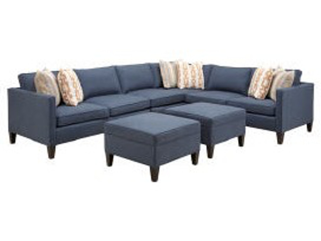 Southern Furniture Living Room Harrison 5504 Sectional Gorman 39 S Metro Detroit And Grand