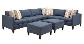 Southern Furniture Harrison 5504 Sectional