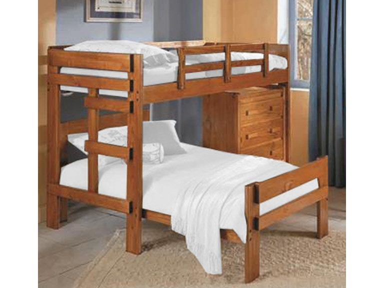 Woodcrest Youth Heartland L Shaped Bunk Bed Cc2600 Davis Furniture