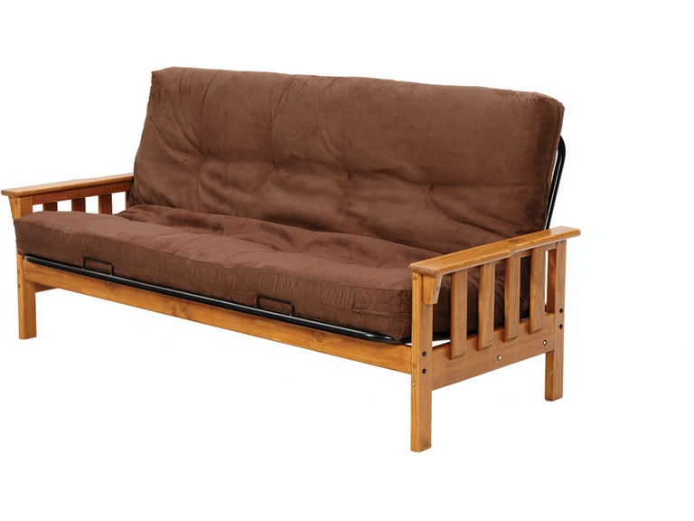 Woodcrest Heartland Mission Futon Frame F33