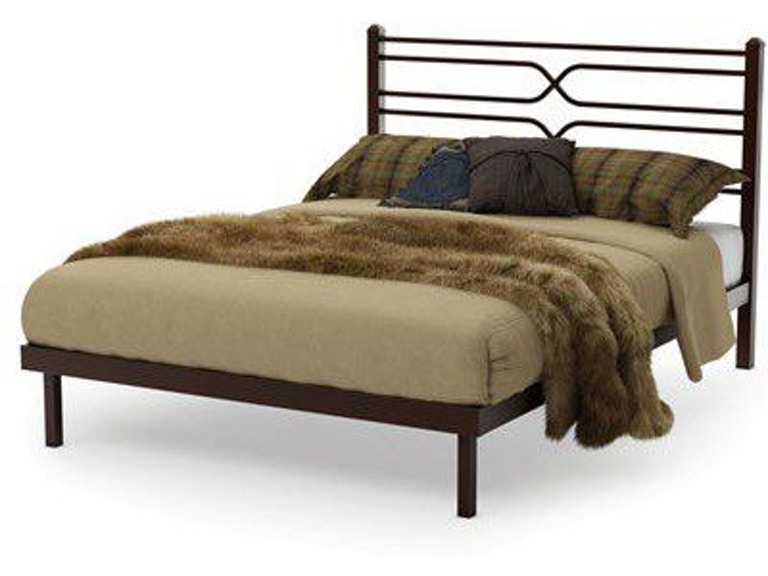 Amisco Timeless Platform Bed Queen 12374 Pf 60