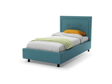 Amisco Legend Upholstered Bed Twin 12501-39-Twin