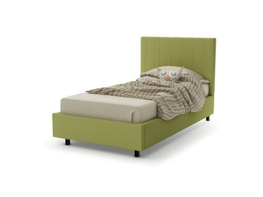 Amisco Namaste Upholstered Bed Twin 12508-39-Twin