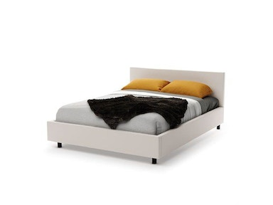 Amisco Muro Upholstered Bed Queen 12509-60