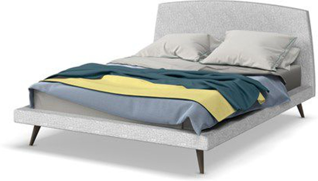 Amisco Bedroom Whitney Queen Size Bed Cosmopolitan Upholstered Bed 15502 60 Critelli S Furniture