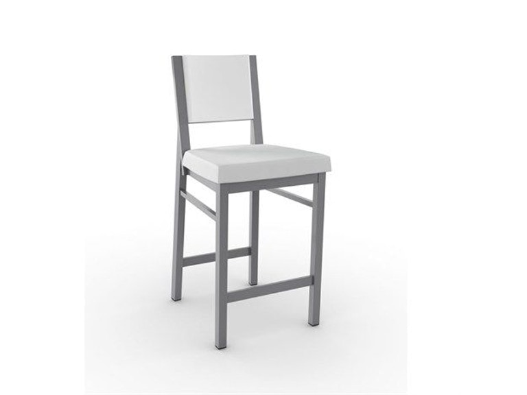 Amisco Payton Non Swivel Bar Height Stool 40103-30