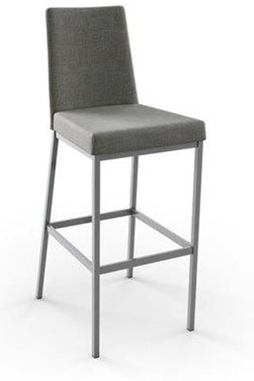 Awe Inspiring Amisco Bar And Game Room Linea Non Swivel Counter Height Creativecarmelina Interior Chair Design Creativecarmelinacom
