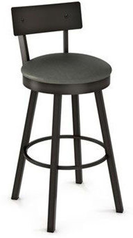 Fine Amisco Lauren Swivel Spectator Height Stool 40593 34 Pabps2019 Chair Design Images Pabps2019Com