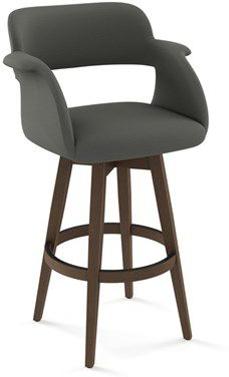 Amisco Bar And Game Room Joshua Counter Height Stool 41239