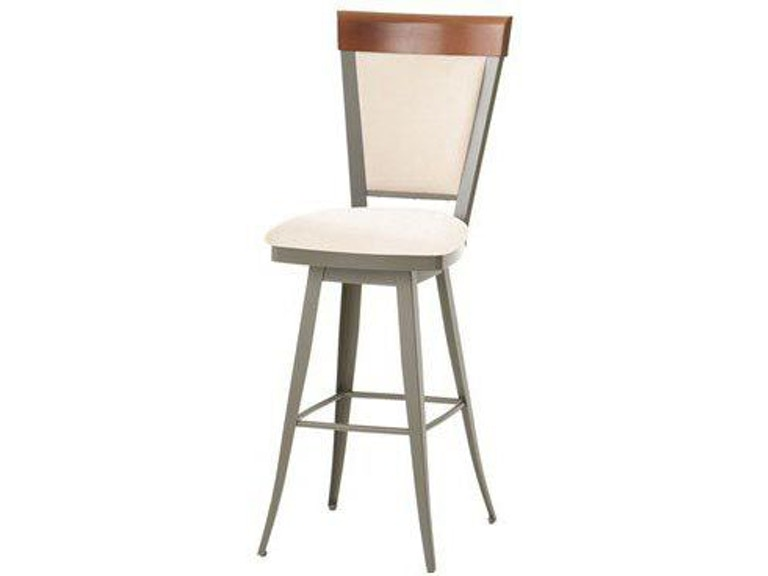 Wondrous Amisco Bar And Game Room Eleanor Spectator Height Stool Pabps2019 Chair Design Images Pabps2019Com