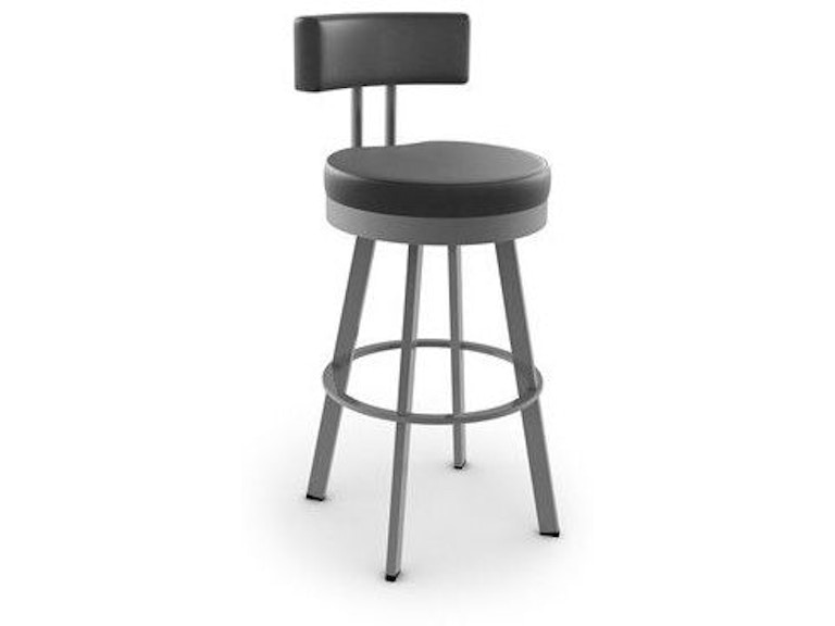 Astonishing Amisco Bar And Game Room Barry Swivel Counter Height Stool Bralicious Painted Fabric Chair Ideas Braliciousco