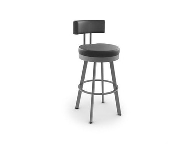 Amisco Barry Swivel Counter Height Stool 656508