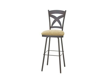 Amisco Marcus Swivel Counter Height Stool 656514