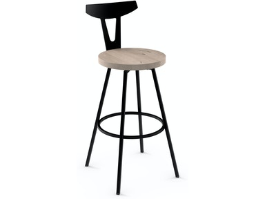 Wood Stools Zing Casual Living Naples And Fort Myers Fl