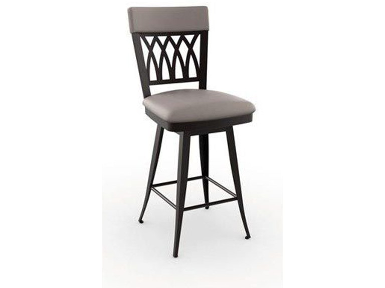 Tremendous Amisco Bar And Game Room Oxford Swivel Spectator Height Pabps2019 Chair Design Images Pabps2019Com