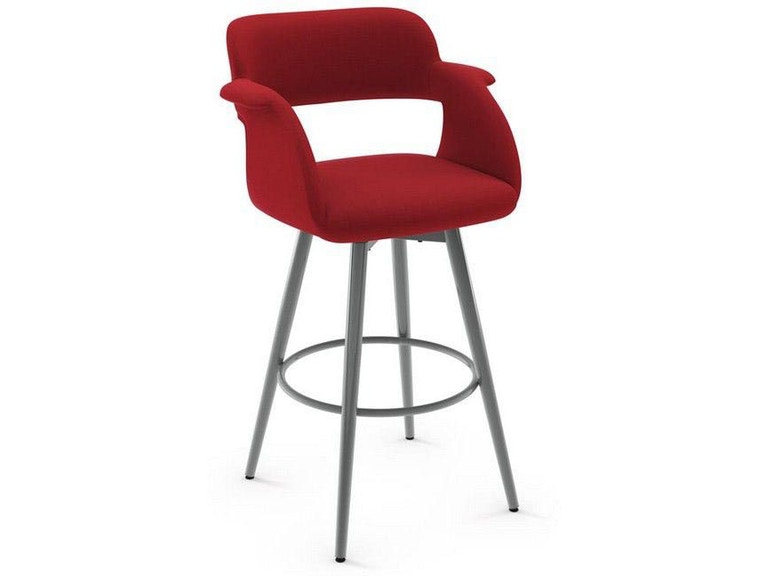 Remarkable Amisco Bar And Game Room Swivel Stool 41539 26 Art Sample Bralicious Painted Fabric Chair Ideas Braliciousco