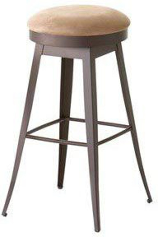 Cool Amisco Bar And Game Room Grace Swivel Spectator Height Stool Pabps2019 Chair Design Images Pabps2019Com