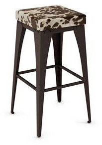 Amisco Bar And Game Room Upright Non Swivel Bar Height