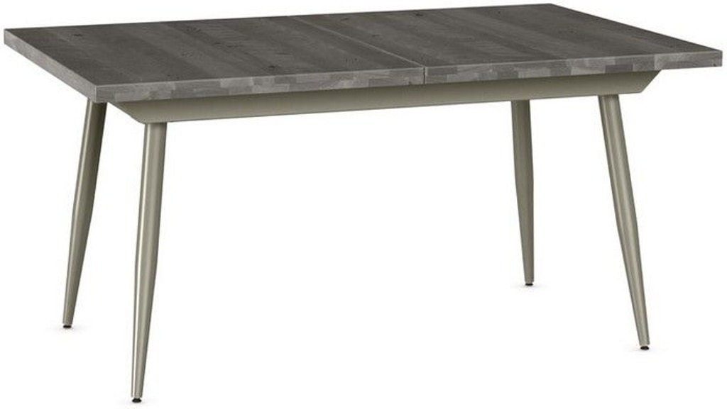 Amisco Dining Room Extendable Table 50514 Emw Carpets