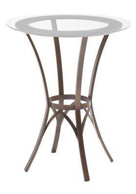 Amisco Kai Counter Height Pub Table Base 50707