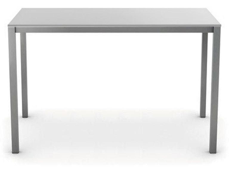 Amisco RicardGlass Bar Height Pub Table Base - Pub height table base