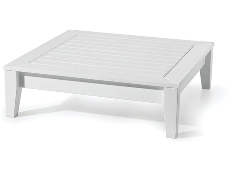 Seaside Casual Outdoor Patio Coffee Table 003 Hennen Furniture St Cloud Alexandria And