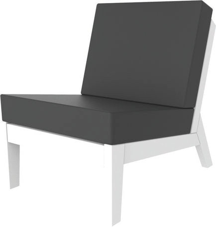 Seaside Casual DEX Modular Lounge Chair 140