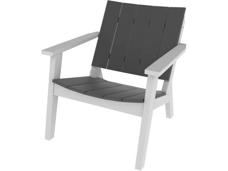 Seaside Casual MAD Fusion Chat Chair 289 - Seaside Casual Outdoor/Patio MAD Fusion Chat Chair 289 - High