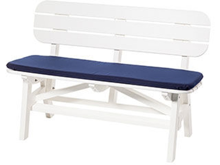 Seaside Casual Outdoor Patio Portsmouth 4 Bench Cushion 822
