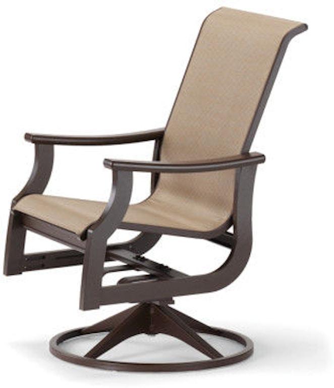 Telescope Casual Furniture Outdoor/Patio Swivel Rocker