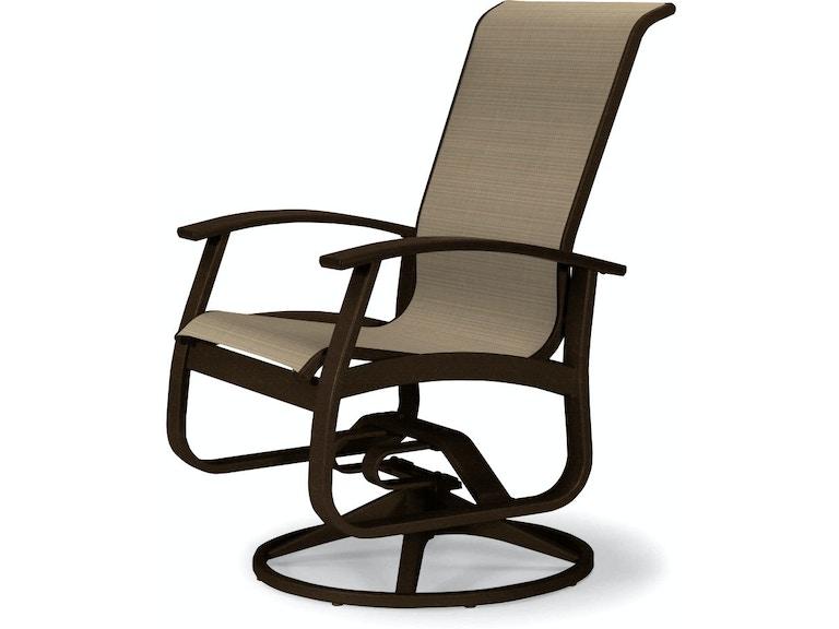 Telescope Casual Furniture Outdoor Patio Swivel Rocker L060 Mills