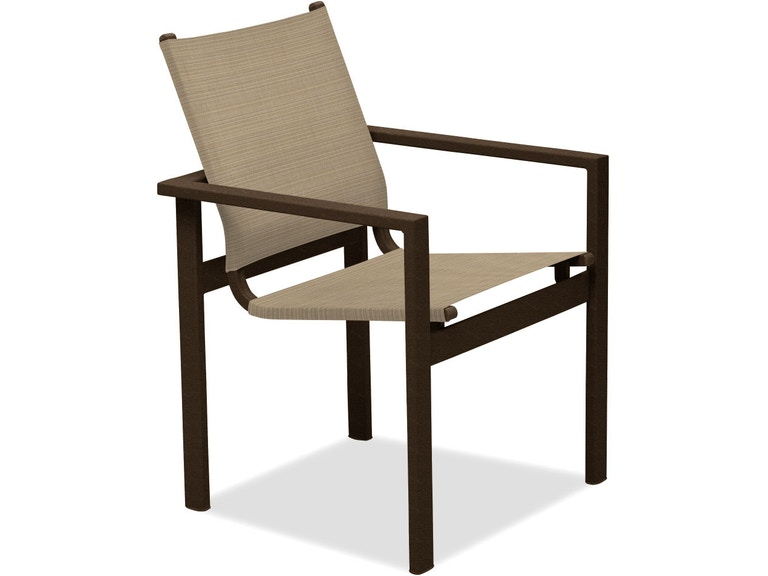 Telescope Casual Furniture Outdoor Patio Stacking Cafe Chair 1t70