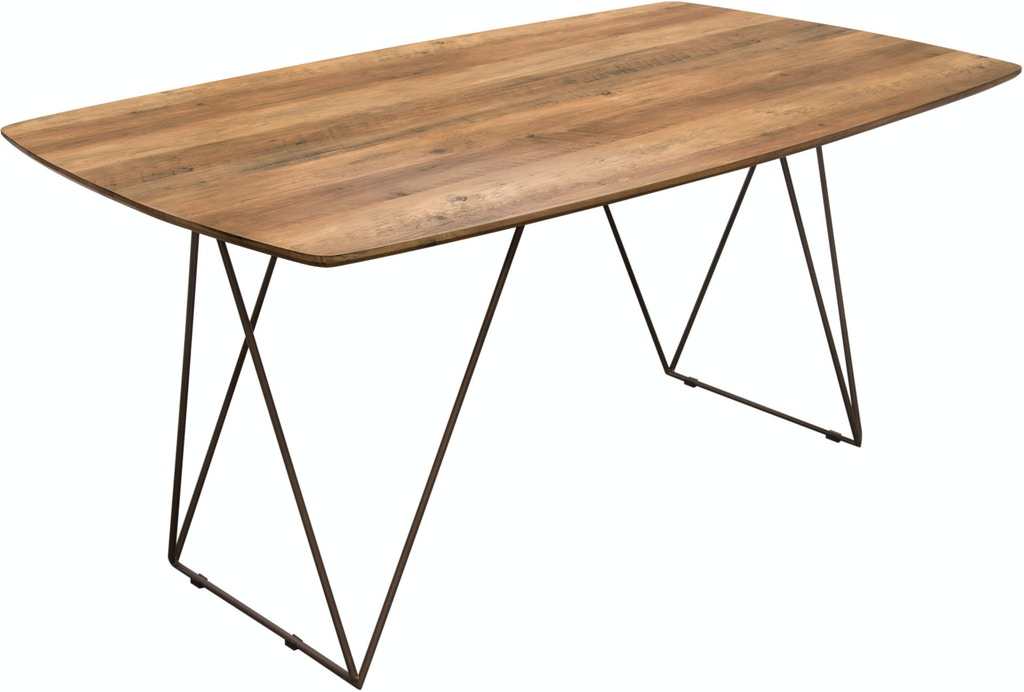Miraculous Diamond Sofa Dining Room Star Rectangular Dining Table With Machost Co Dining Chair Design Ideas Machostcouk