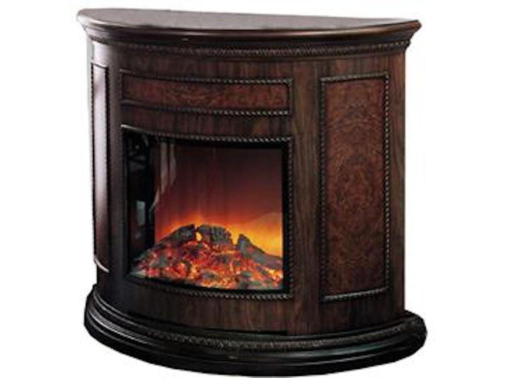 Yosemite Home Decor Dining Room Alpine Electric Fireplace