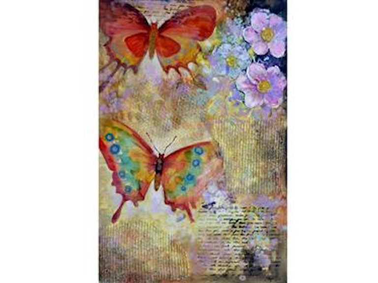 Yosemite Home Decor Accessories Butterfly Garden 40 Acrylic Painting Awesome Butterfly Home Decor Accessories