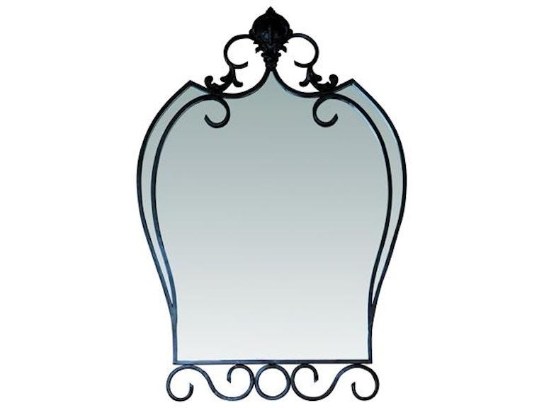Yosemite Home Decor Accessories Decorative Iron Mirror YHJZ-091023 ...