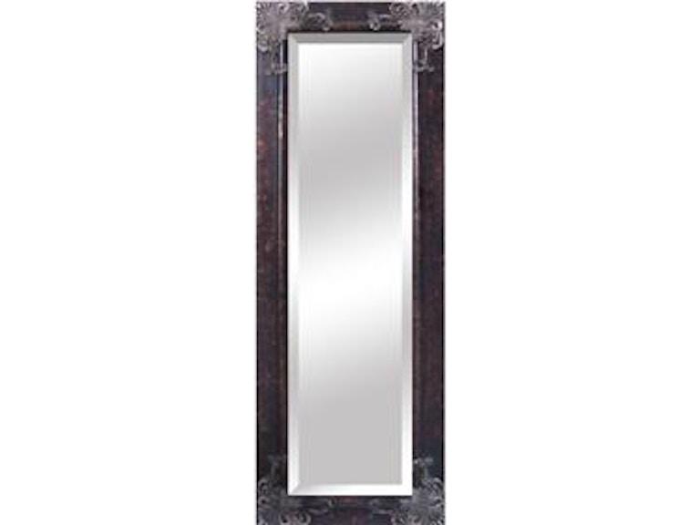 Yosemite Home Decor Accessories Mirror - Antique Silver Frame YM002S ...