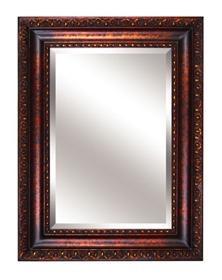 Yosemite Home Decor Accessories Mirror Antique Gold Wood Frame