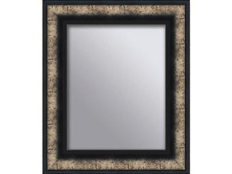 Yosemite Home Decor Accessories Bronze And Black Finish Mirror Frame ...