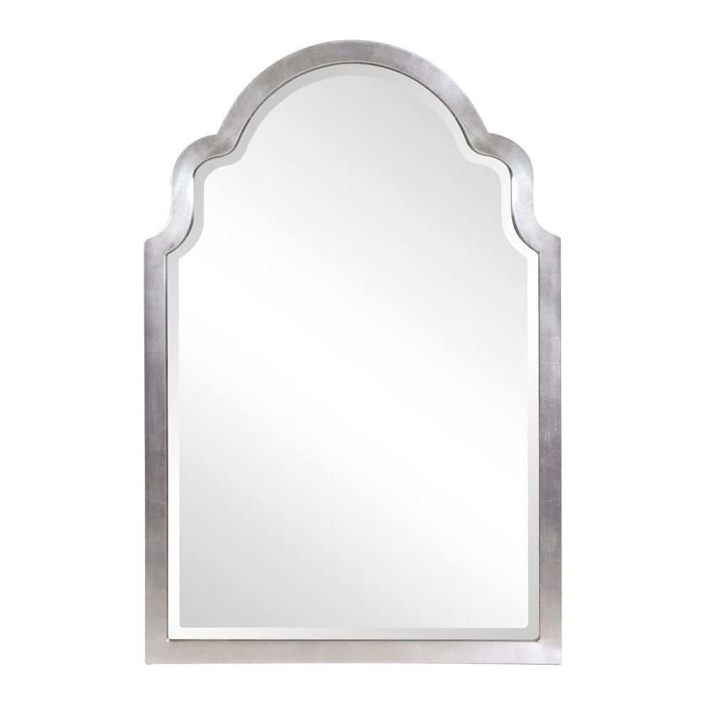 howard elliott sultan arched mirror from walter e smithe furniture design