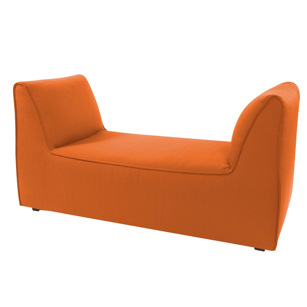 Howard Elliott Living Room Pod Bench Sterling Canyon 839 229 At Carol House  Furniture