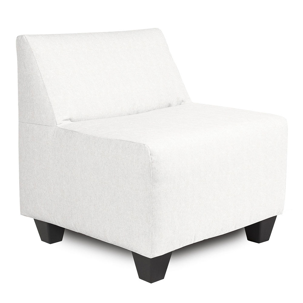 Howard Elliott Pod Chair Cover Avanti White C823 190