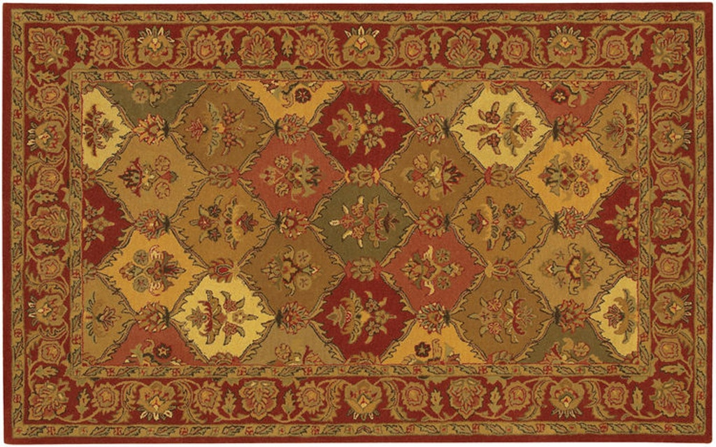 Floor Coverings Hand Tufted Rug Met548