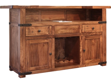 International Furniture Direct Bar And Game Room Wooden