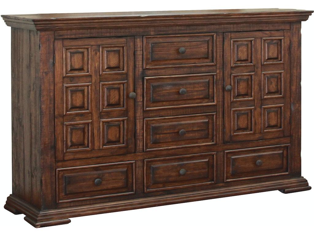 International furniture direct bedroom 6 drawer 2 doors for Furniture direct