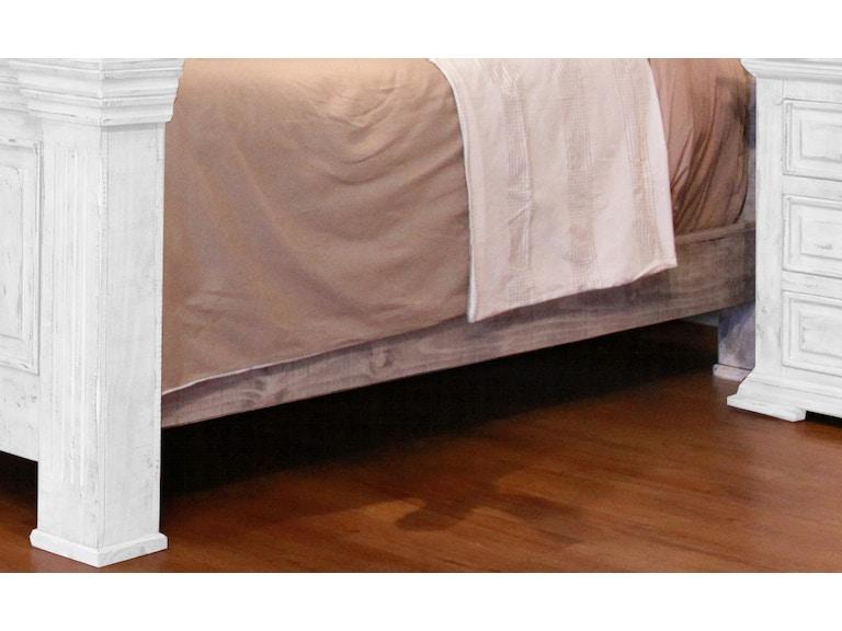 International Furniture Direct Bedroom 5 0 Rails Ifd1020rails Q